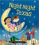 Night-Night Texas by Katherine Sully