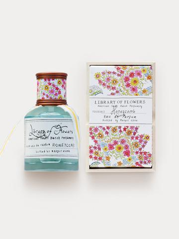 Library of Flowers Eau de Parfum ~ 4 Scents