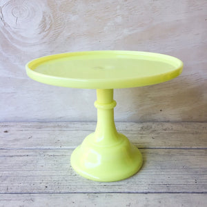 Yummy Yellow Cake Stand 10""