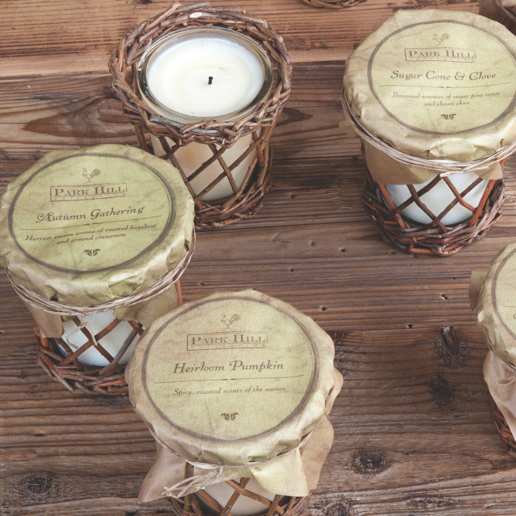 Park Hill Collection Soy Candles - Fox & Fig