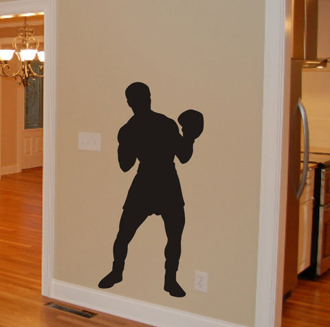 Boxer wall decal - Arise Decals