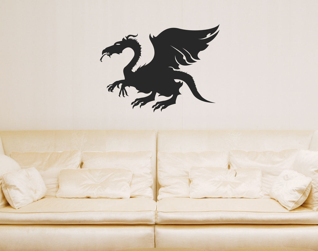 Dragon wall decal - Arise Decals
