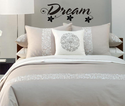 Dream wall decal - Arise Decals