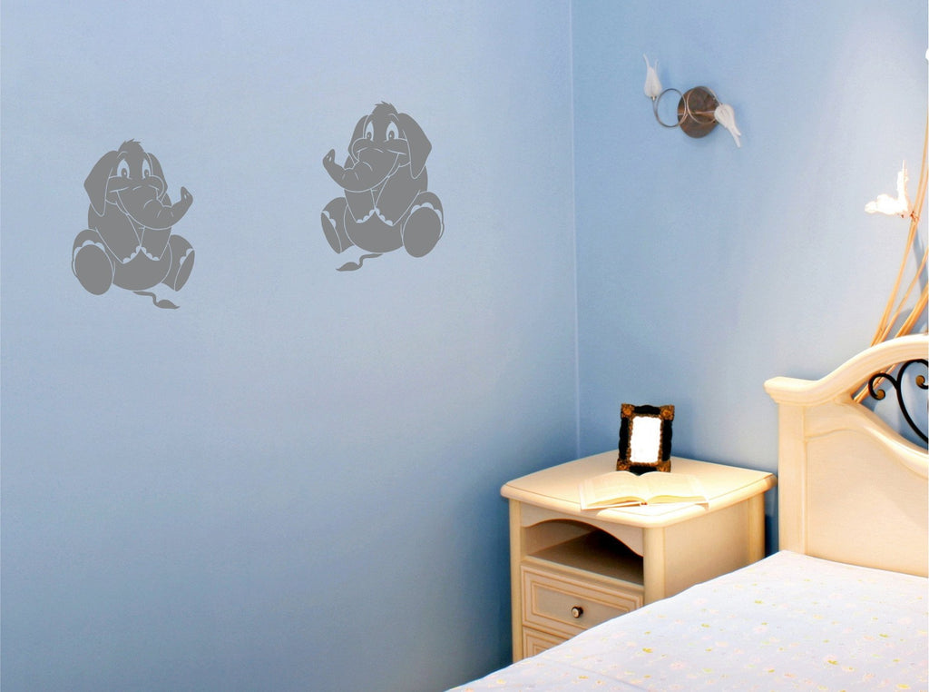 Elephants wall decal set - Arise Decals