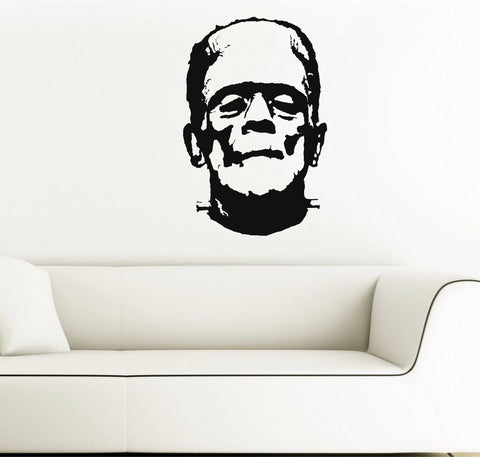 Frankenstein Wall Decal - Frankenstein's Monster - Arise Decals