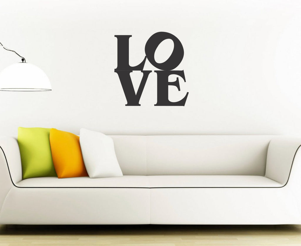 Love wall decal - Arise Decals
