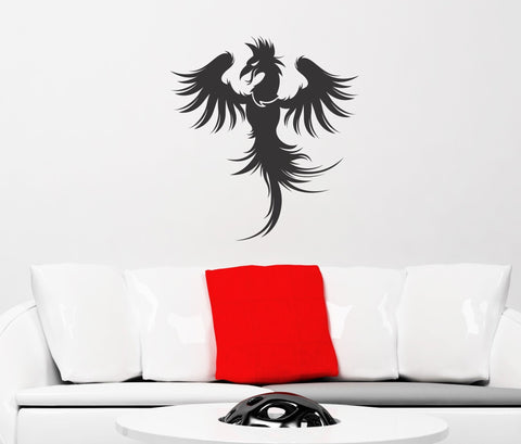 Phoenix wall decal - Arise Decals