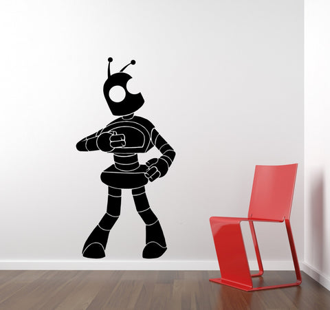 Robot wall decal - Arise Decals