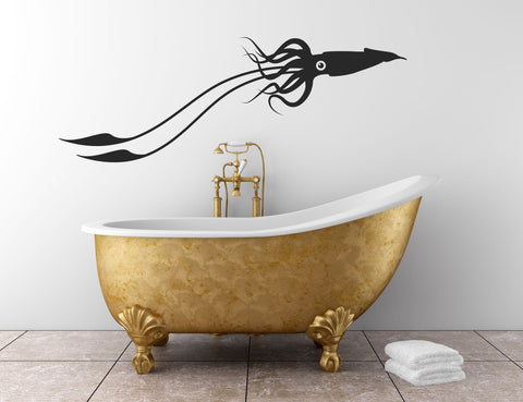 Squid Wall Decal - Arise Decals