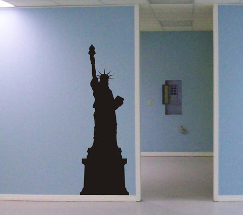 Statue of Liberty wall decal - Arise Decals