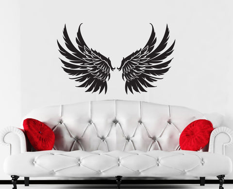 Wings wall decal set1 - Arise Decals