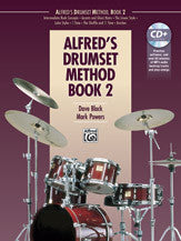 Alfred's Drumset Method Book 2 - Black River Music Plus