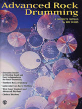 Advanced Rock Drumming - Roy Burns