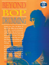 Beyond Bop Drumming By John Riley - Black River Music Plus