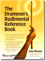 The Drummer's Rudimental Reference Book - Black River Music Plus