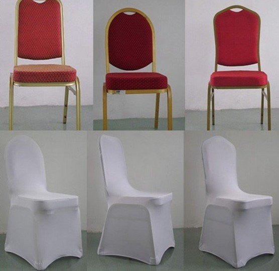 Universal Spandex Chair Covers - Bella Angel Event Decor