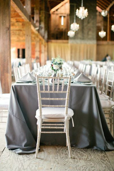 Satin Tablecloths - Bella Angel Event Decor