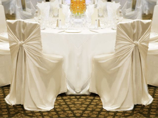 Universal Chair Covers - Bella Angel Event Decor
