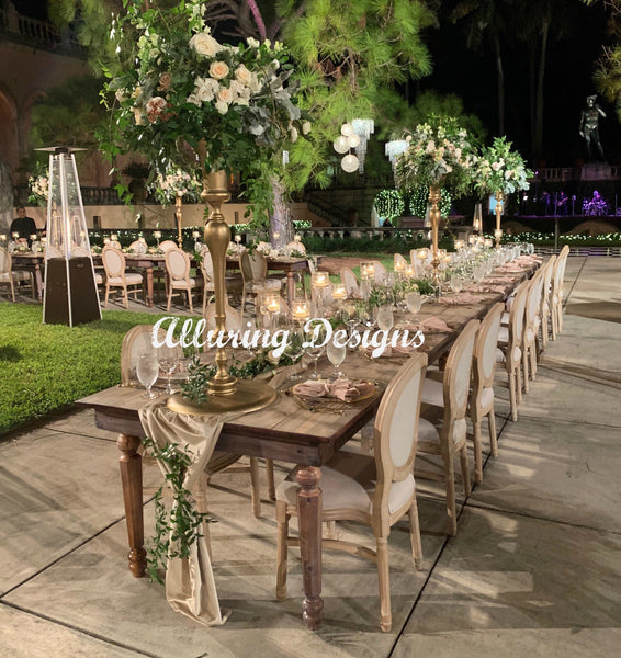 Luxurious Velvet Table Runners - Bella Angel Event Decor