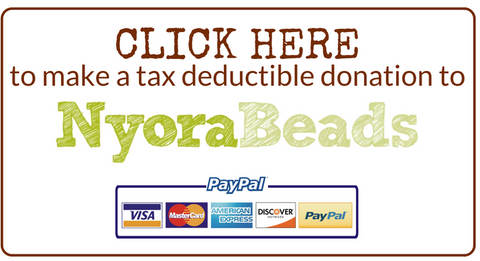Donate to Nyora Beads