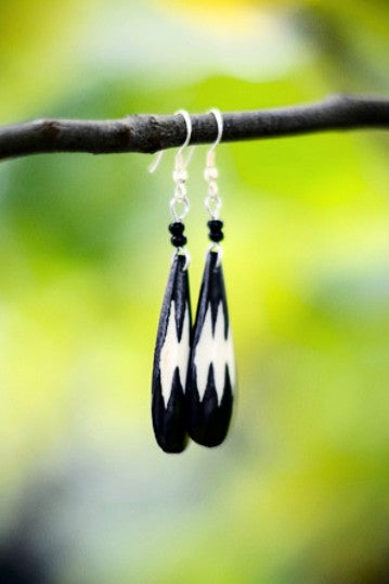 Yar Earrings - Nyora Beads