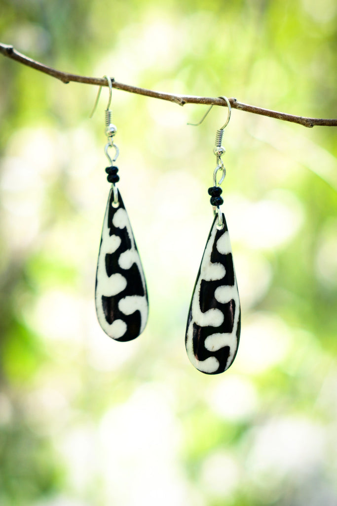 Roselyn Earrings | Style #2 - Nyora Beads