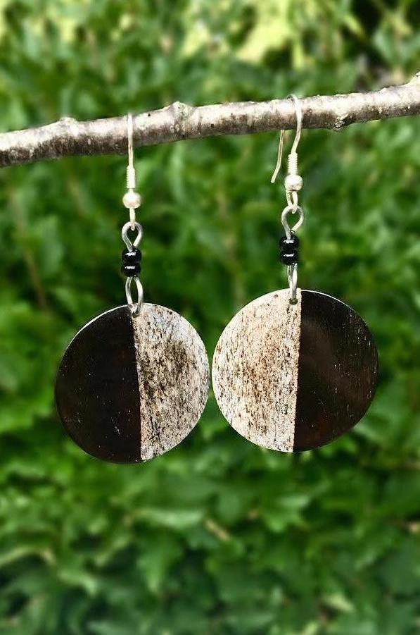 Kijivu Earrings