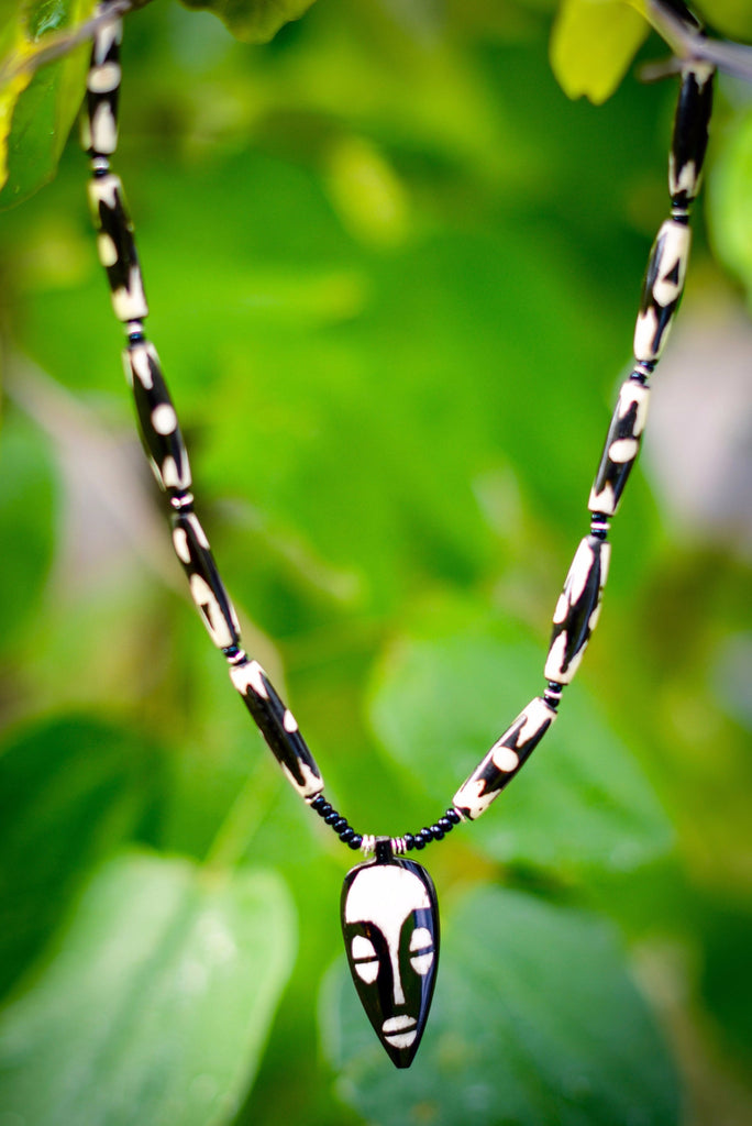 Nata Necklace - Nyora Beads