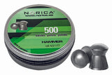 Norica Hammer Pellets .177 Caliber 500/box