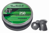 Norica Hammer Pellets .22 Caliber 250/box