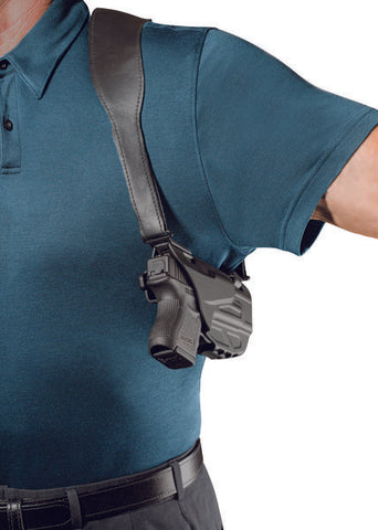 Safariland #7053-184-412 lightweight Shoulder Holster Black  Ruger LC9  LH