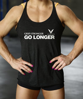 Women's Grip Stronger Go Longer Tank