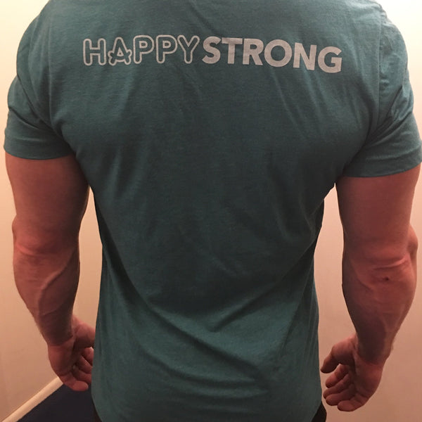 Men's Happy Strong T-Shirt