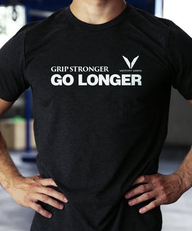 Men's Grip Stronger Go Longer T-Shirt