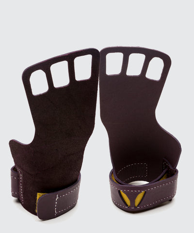 Youth Leather 3-Finger