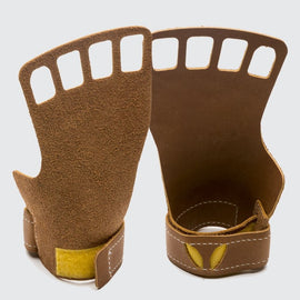Women's Leather 4-Fingers