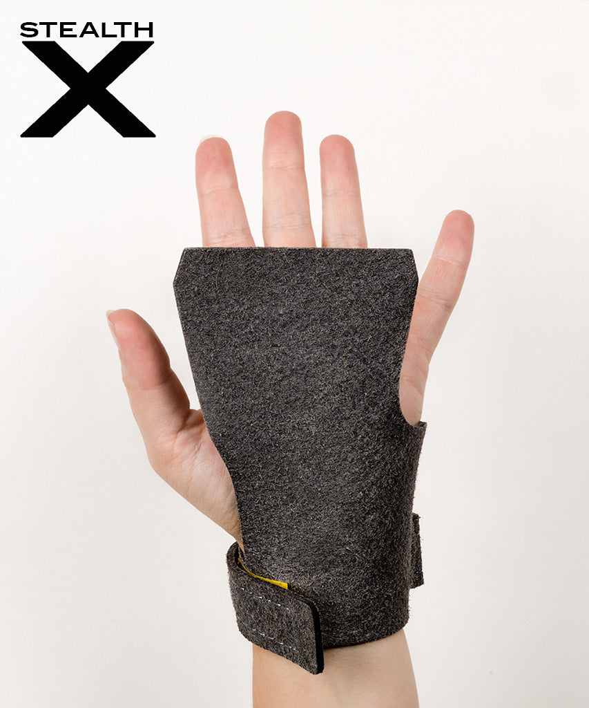 Women's Fingerless Grips