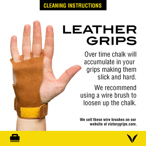 Women's Leather 3-Finger