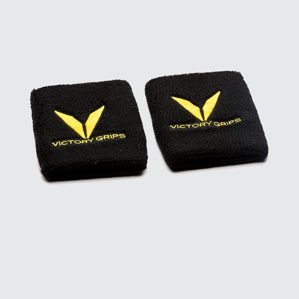Victory Grips Wristbands - Terry cloth; 4 inch