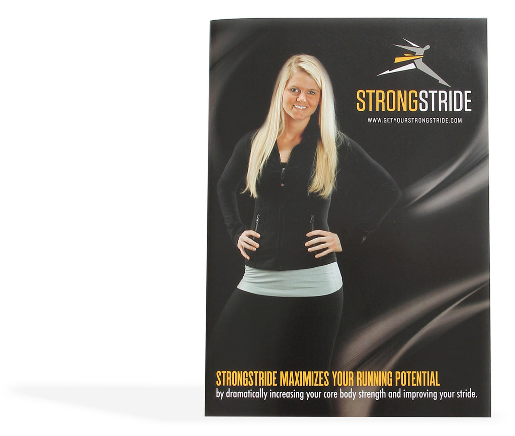 Strong Stride  DVD