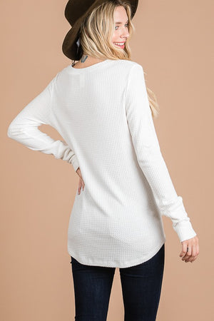 Emmie Top - White