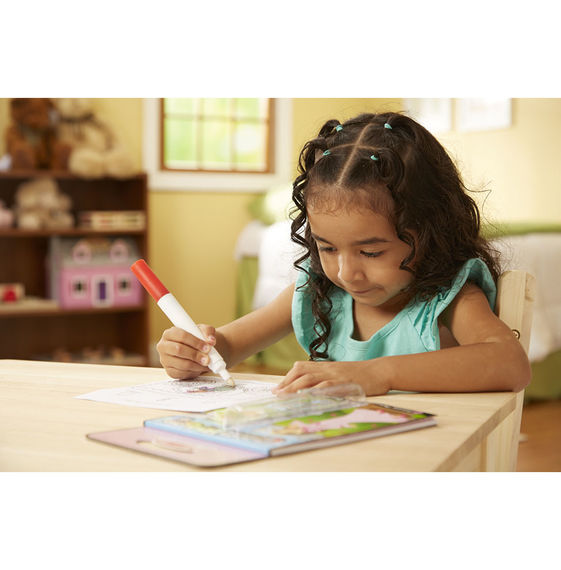 Melissa & Doug Colorblast Book - ON the GO Travel Activity