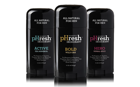pHresh MEN'S Deodorant - The Granola Family