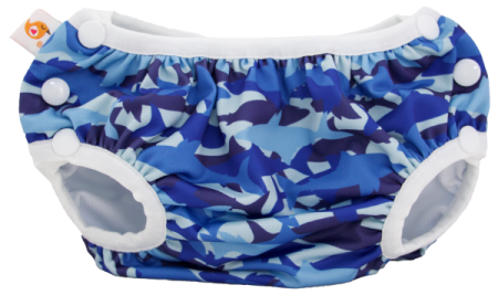 Smart Bottoms Swim Diaper