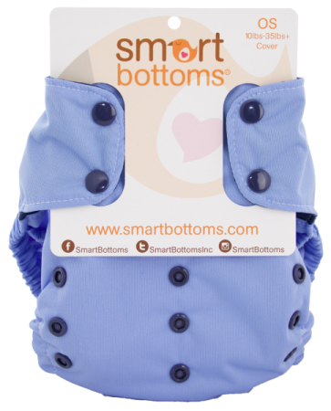 Smart Bottoms Too Smart Cover - Solids