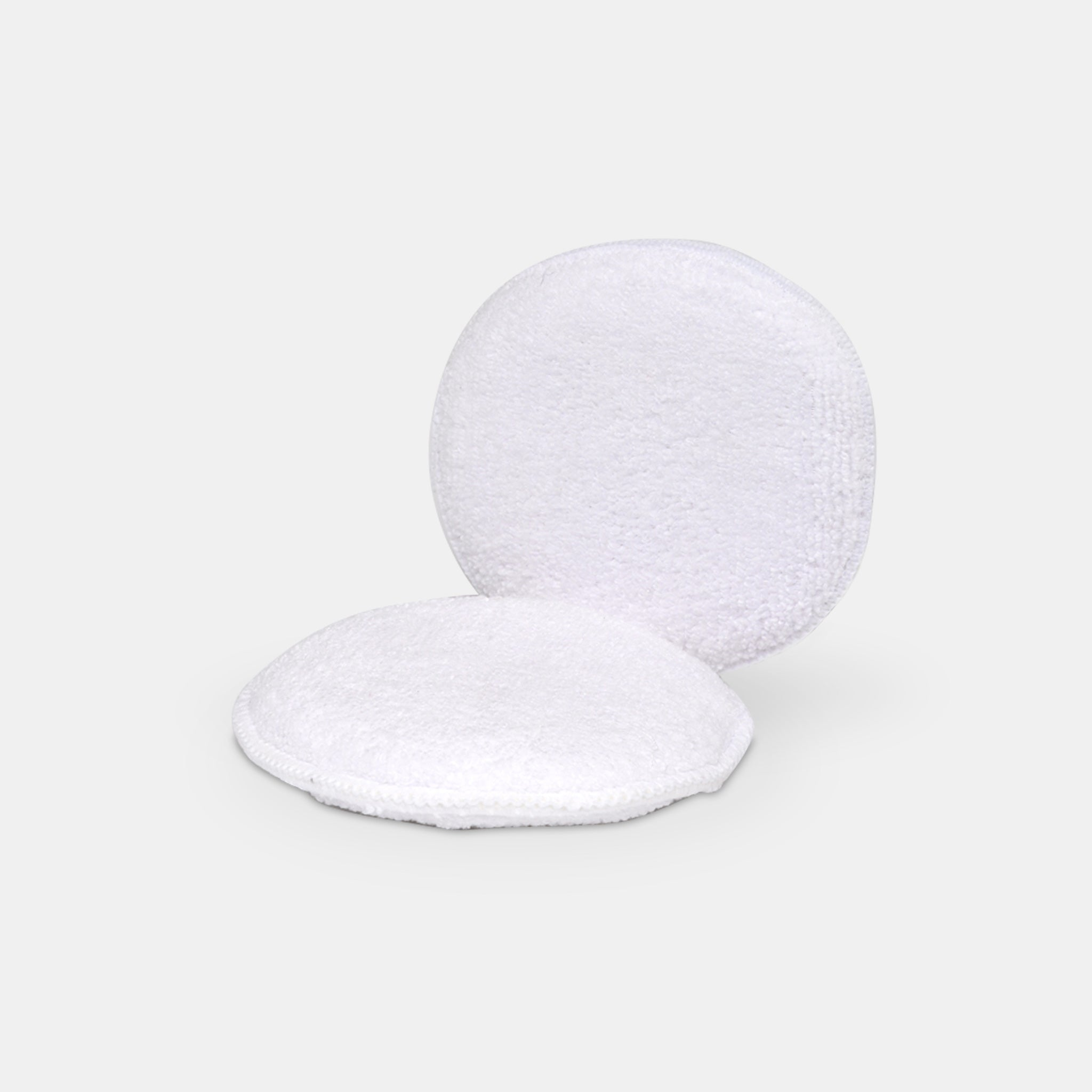 Greased Lightning set of 2 Microfibre Polishing Pads for Lovely Leather