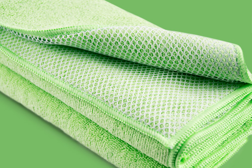 Our premium quality green cloths