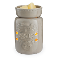 Faith Family Friends MidSize Wax Warmer