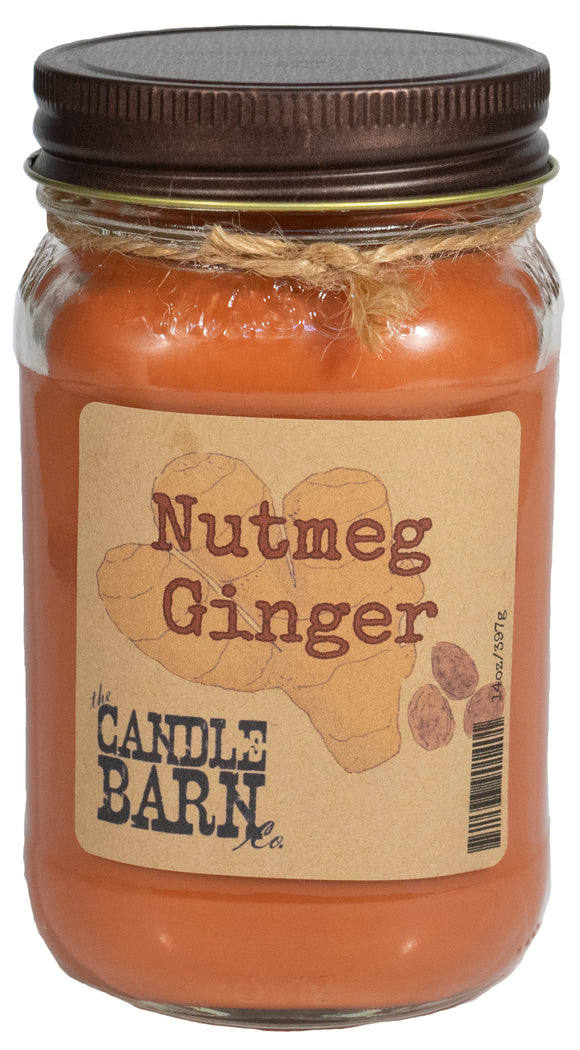 Nutmeg Ginger