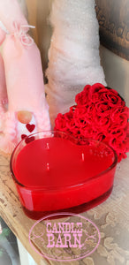 Sweet Heart Valentine Candle